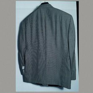 Stafford Suits & Blazers - Men's Houndstooth Blazer